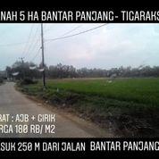 Tanah Perumahaan 5.7 Ha Tigaraksa Kab Tangerang (20251891) di Kab. Tangerang