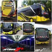 Big Bus Hino R260 Tahun 2015 Akhir Adiputro