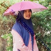 Payung Promosi - Souvenir Topi Payung Kepala (20256695) di Kota Tangerang