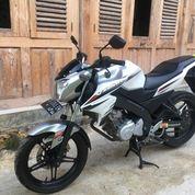 Yamaha Vixion NVL Putih Silver 2014 Murah