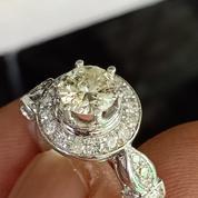 Beautiful Diamond Ring (Europe) (20270835) di Kab. Malang