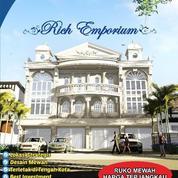 Ruko 3 Lantai Desain Classic Mewah Termurah Pusat Kota Surabaya
