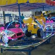 Peluang Usaha Mainan Odong Odong Rjm Kereta Mini Bonus Karet Loko (20274519) di Kota Palangkaraya
