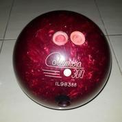 Bola Bowling Vintage Columbia 300 Yellow Dot Ukuran 11 (20276151) di Kota Jakarta Selatan