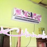 Ac Minimalis Bunga Pink Bikin Hati Gemerincing (20281867) di Kota Blitar