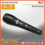 Mic + Kabel Dinamic Homic HM-138 (20294055) di Kab. Grobogan