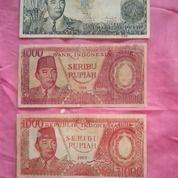 Sangat Langka Uang Sukarno Thn 1964 Pecahan 1000