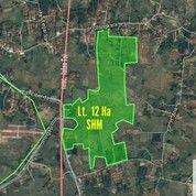 Lahan Industri 12 Ha - Cilangkara Bekasi (20325007) di Kab. Bekasi