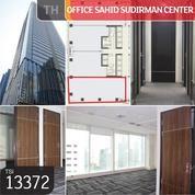 Office Sahid Sudirman Center, Jakarta Selatan, 446,6 M, Lt 20, HGB (20328655) di Kota Jakarta Selatan