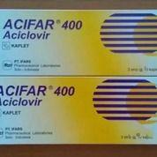 Acifar 400 Mg Tablet Per Box (20330611) di Kab. Boyolali