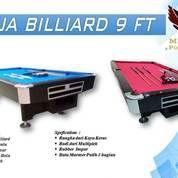 Meja Billiard Minnova 9 Ft New Edition