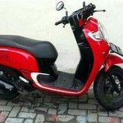 Motor Bekas Honda Scoopy Sidoarjo Tahun 2016 Pull Ori Body Kinclong Rasa Baru