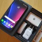 LG V30 Plus 128GB EX Inter Mulus Original Lengkap