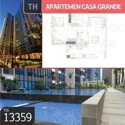 Apartemen Casa Grande, Tower Bella, Jakarta Selatan, 88 M, Lt 35 (20356275) di Kota Jakarta Selatan