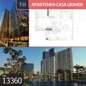 Apartemen Casa Grande, Tower Bella, Jakarta Selatan, 88 M, Lt 35, PPJB (20356899) di Kota Jakarta Selatan