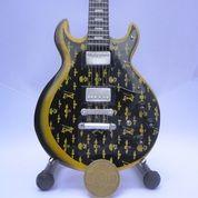 Miniatur Gitar Schecter ZV Special (20381959) di Kab. Madiun