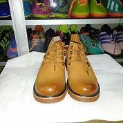Sepatu Semi Boots Royal Home 5789 Full Kulit Asli Original