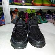 Sepatu Semi Boots Mata Kaki Fashion 4567 Original