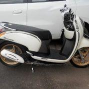 Honda Scoopy Tahun 2013 Mulus