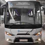 Bus Medium Mercedes-Benz OF 917 Short AC Laksana