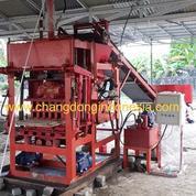 Mesin Cetak Paving Block Semi Otomatis (20411831) di Kota Bekasi