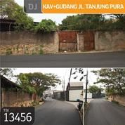 Kavling+Gudang Jl. Tanjung Pura, Jakarta Barat, 24x23m, SHM (20413315) di Kota Jakarta Barat