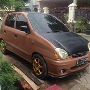 Visto Zipdrive Matic 2002 Pajak Hidup (20428307) di Kota Tangerang