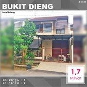 Rumah Murah 2 Lantai Luas 127 Di Bukit Dieng Kota Malang _ 334.19
