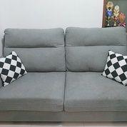 Sofa Cellini Seater 2+1 Masih Bagus 95% Mulus (20444007) di Parongpong