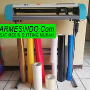 PRINTER STICKER MURAH BANJARMASIN | MESIN CUTTING POLYFLEX JINKA Alat Kating Cetak Stiker HARIZO