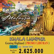 [ PROMO LIBURAN ] 3 Hari 2 Malam Kuala Lumpur Dan Genting Highland (20453403) di Kota Jakarta Pusat