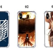 Anti Crack/ Soft Casing Handphone Shingeki No Kyojin / Attack On Titan (20461587) di Kota Jakarta Utara