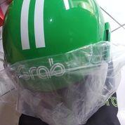 Helm Dan Jaket Grab Baru (20463503) di Kosambi