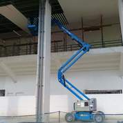 Scissor Lift Surabaya | Boom Lift Surabaya