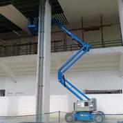 Scissor Lift Pasuruan | Boom Lift Pasuruan