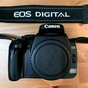 Canon EOS 400D Body Only