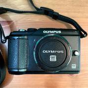 Olympus Pen E-PL2 + 17mm + 40-150mm (20488547) di Kota Bogor