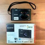 Sony DSC - WX350 (20488799) di Kota Bogor