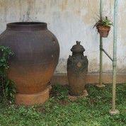 Barang Antik Gentong Air Dan Guci Antik Cina (20495079) di Kota Jakarta Barat