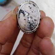 Natural Batu Cincin Fosil Kelor Motif Beras Kutah Antik (20504567) di Kota Pasuruan