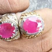 Batu Merah Ruby Jewerly Perhiasan