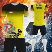 Baju Jersey Futsal Printing Murah (20517087) di Kota Yogyakarta