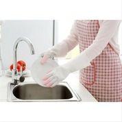 Sarung Tangan Karet Cuci Piring Waterproof Rubber Glove
