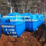 Septictank Biotecnologi 2000 Liter (20528863) di Kab. Tangerang