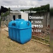 Septictank Biotecnologi 3000.Liter (20528927) di Kab. Tangerang