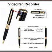 Mini Spy Pen HD Video Hidden Kamera Pulpen - Bolpen Kamera Perekam ORIGINAL 100%