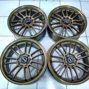 Tersedia Velg Second Rays Ring 16x7 Pcd 4x100/4x114 (20550499) di Kota Jakarta Selatan
