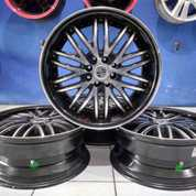 Tersedia Termurah Velg Hsr Ring 17x75 Rata Pcd 4x100/4x114 (20550603) di Kota Surabaya