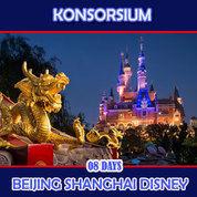 PROMO PAKET TOUR CHINA BEIJING SHANGHAI DISNEYLAND 2019 SURABAYA (20576015) di Kota Surabaya