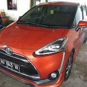Sienta 2017 Type Q (Tipe Tertinggi), Pajak Hidup, Siap Pakai (20579103) di Kota Bandar Lampung